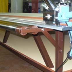 Раскройный стол для изготовления рулонных штор (жалюзи) СМ-3×1 – 2,5 м.